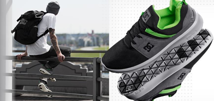 Акции DC Shoes в Морозовске